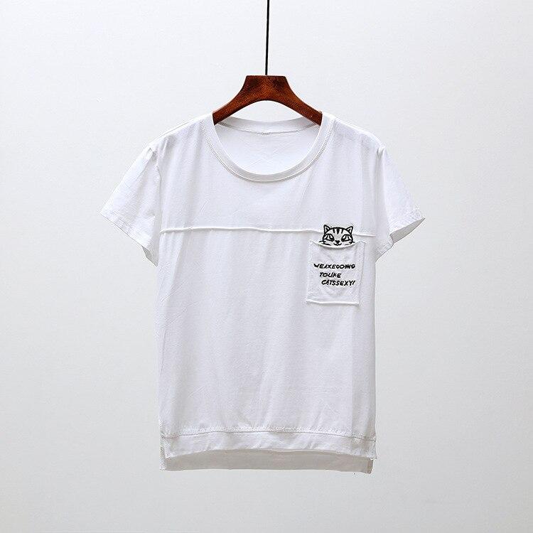 T-shirt Felpe Moglie Mamma di Cuore Boss T Shirt O-Collo Maniche Corte Lettera U1