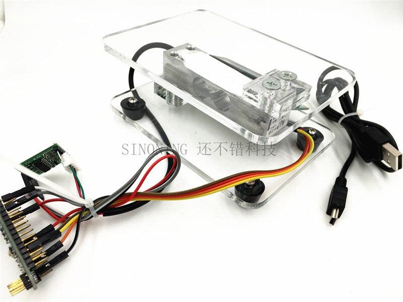 10 kg arduino uno/nano hx711 balance électronique diy kit avec source code - 3
