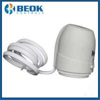 Pour collecteur dans le système de chauffage par le sol 230 V/24 V actionneur électrique thermique