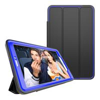 For Samsung Galaxy Tab E 9 6 SM T560 T561 Smart Wake Up Case 360 Rotating