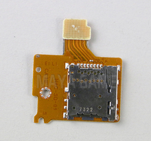 Original For Nintend Switch NS TF SD Card Slot Socket Replacement Handle controller SD Card socket