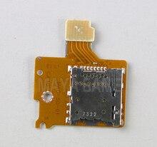 オリジナルnintendスイッチns tf sdカードスロットソケット交換ハンドルコントローラsdカードソケット