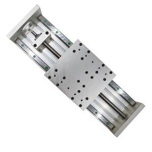 Image 2 - HGR20 prowadnica liniowa stolik przesuwny SFU1605 śruba pociągowa Nema 23 moduł silnika do części drukarki 3d XYZ ramię robota zestaw
