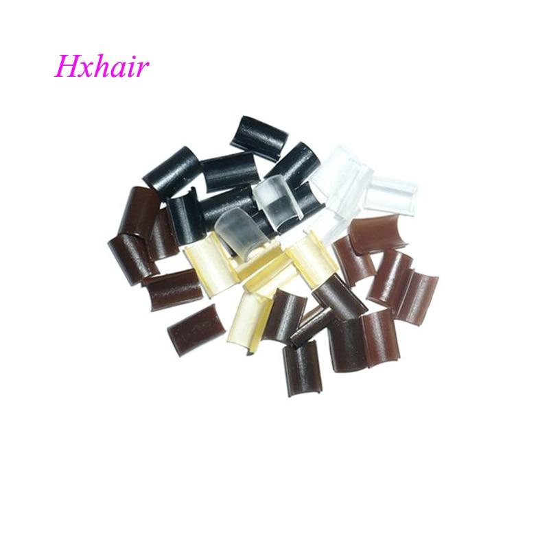 500 шт. клей кончик ногтя кератина кончик ногтя/разноцветные/черный D-коричневый L- коричневый белый прозрачный