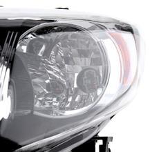 Waterproof Car Headlamp Low Beam 9006/ High 9005 Bulbs Durable Left Side Headlight for 2011-2013 Toyota Corolla Base CE LE