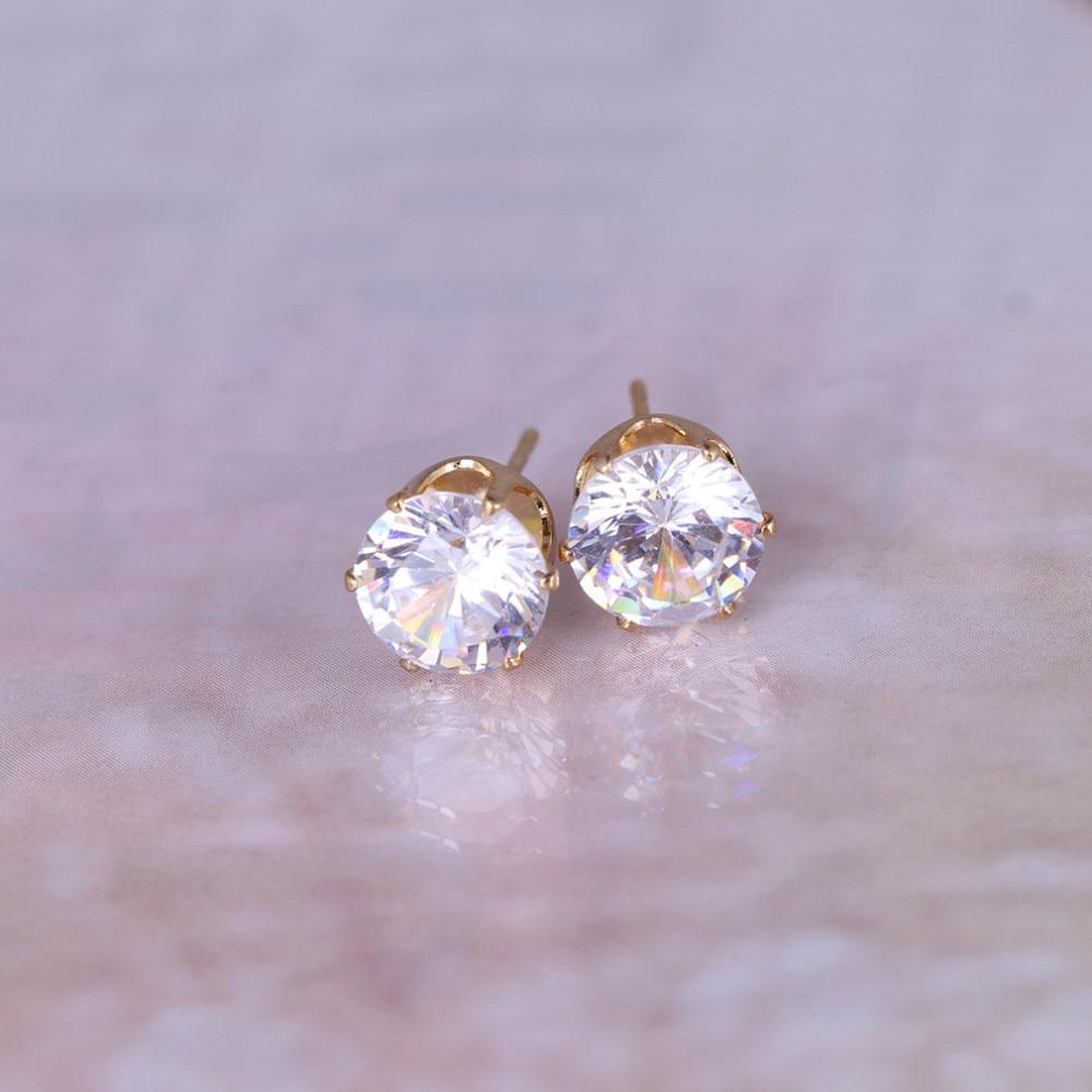 Jewellery brand luxury women's Earrings Crystal Earrings Gift for girls