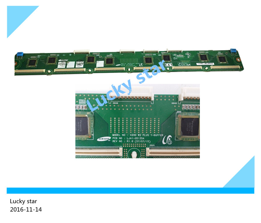 95% new good working High-quality original for board Buffer board PT42600NHD LJ41-05135A LJ92-01495A S42AX-YB03 maurice lacroix el1108 ss001 110 1
