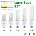 High Lumen LED Corn Bulb Light E27 3W 5W 7W 9W 12W 20W 30W 36W Energy-saving lamps LED CornBulb Universal voltage AC86-265V