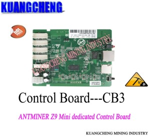 Antminer Z9 Mini Control Board Replace The Bad Control Board For Antminer Z9 Mini From Bitmain
