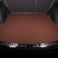 Customize Car Trunk Mat for New Sylphy Nissan Toyota Camry Hybrid Highlander Outlander Honda Japanese Cars Suitcase Pad Carpet