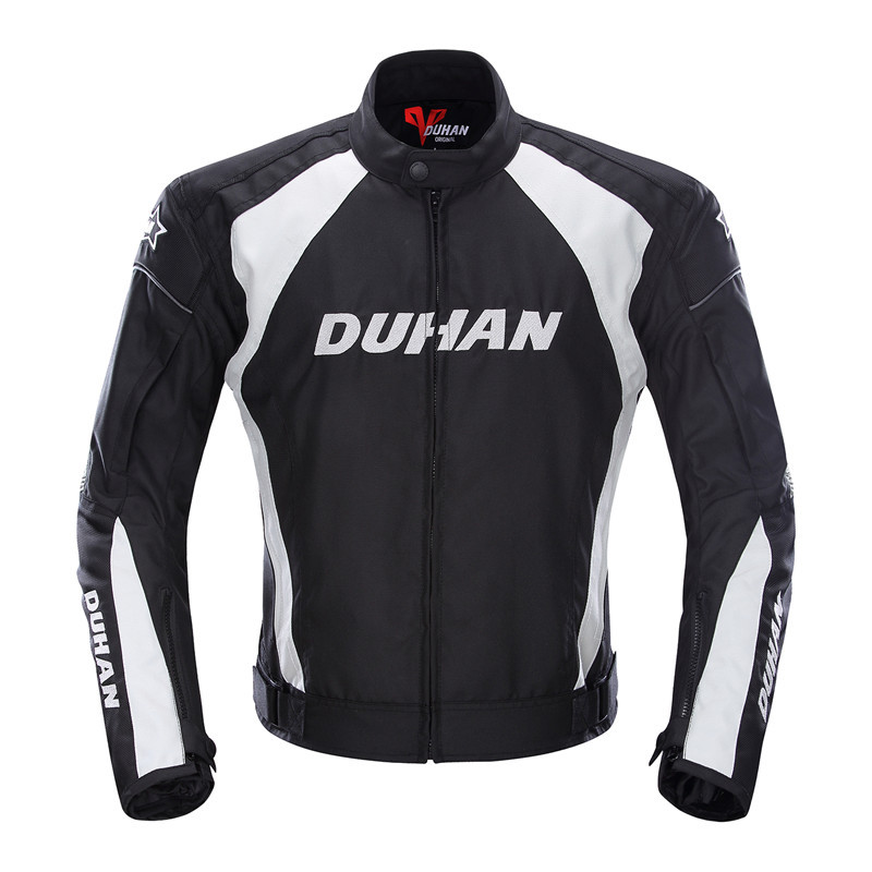 Veste JK006 pantalon PK708 véritable moto rcycle costume moto cross veste JK021 moto Racing cuir maille veste costume