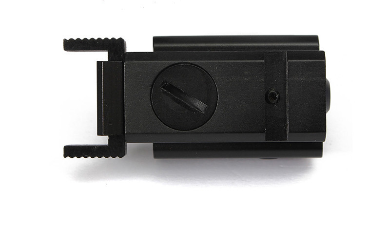 Hot Tactical Red Dot Laser Sight Picatinny 20mm Rail Voor Pistool - Jacht - Foto 4
