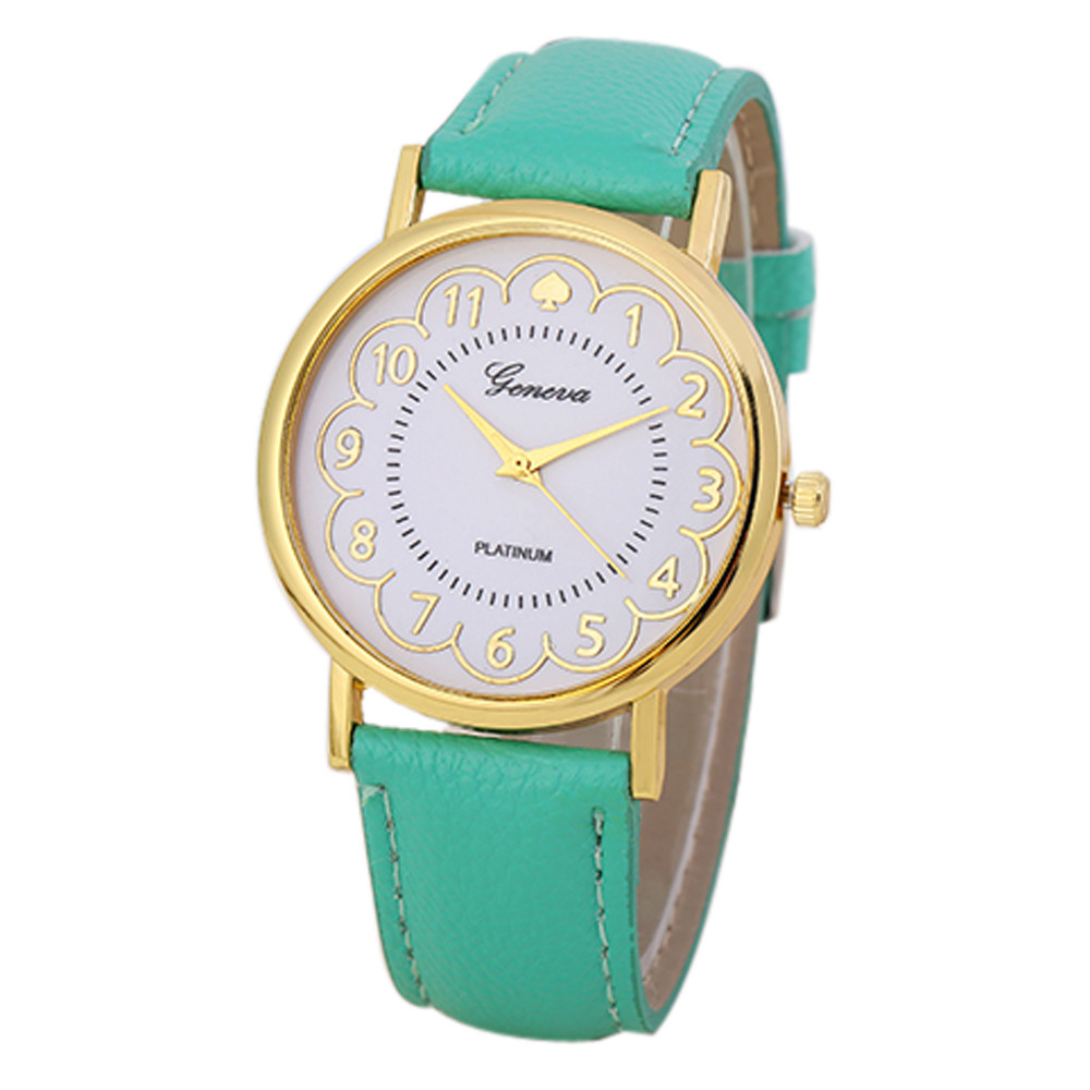 Luxury Ladies Watch Men Women Watches Casual <font><b>Leather</b></font> Quartz-Watch Male Female Clock <font><b>Unisex</b></font> Wristwatch <font><b>Relojes</b></font> <font><b>Mujer</b></font> <font><b>Montre</b></font> <font><b>Femme</b></font> image