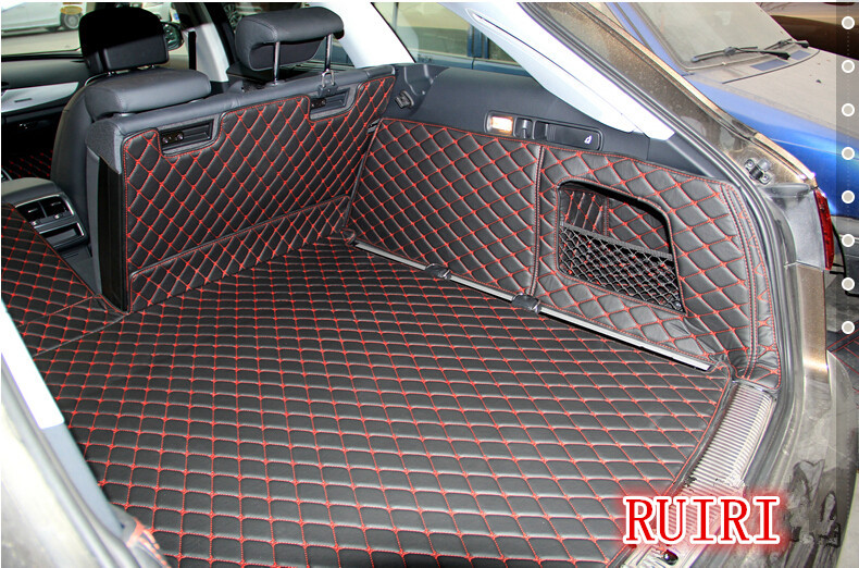 2670 Audi RS6 Estate 2008 To 2010 Top Quality Tailored Boot Mat