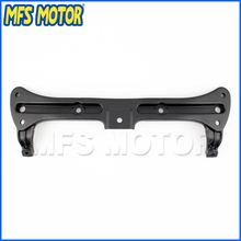 Freeshipping motorcycle parts Cowling Front upper fairing stay brackets For Kawasaki ZX10R ZX1000 2008 2009 2010 motorcycle parts front