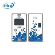 Linshang LS110H Split Transmission Meter mit IR ablehnung 1400nm für automobil metall film installiert glas front windshiled