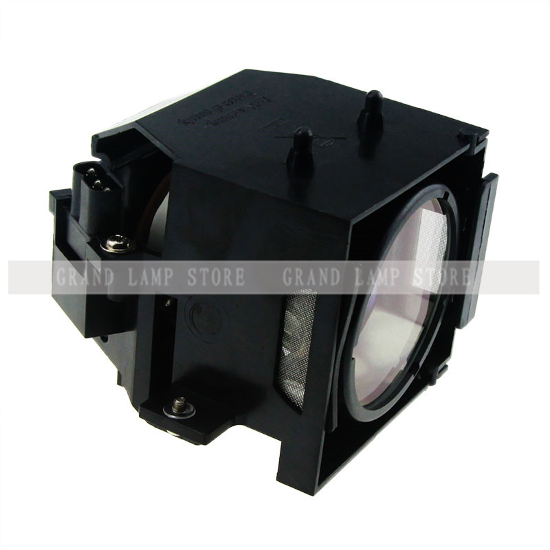 ELPLP37 / V13H010L37 Compatible projector lamp  for EPSON PowerLite 6100i;EPSON EMP-6000/6100 with housing Happybate