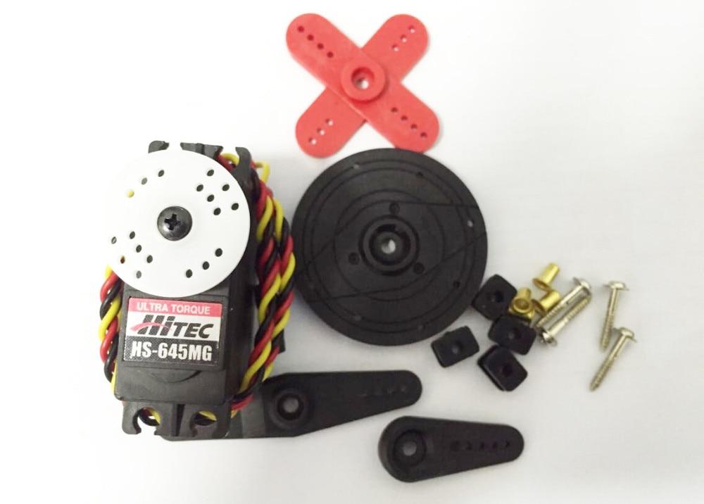 Hitec 645 MG HS645 645 MG HS 645 hs-645 MG сервопривод рулевого управления