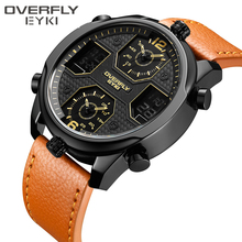 EYKI Watch Top Brand Man Watches Sport Waterproof Clock Men Watches Military Luxury Men's Watch Analog Quartz Wristwatch цена