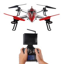 Wltoys Q212G Q212-G FPV Quadcopter With Camera 2.4G 6-Axis RC Drone 3D Rolling CF Mode Altitude Hold One Key Return RTF VS V686G