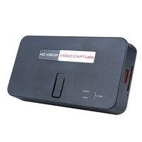 Ezcap284 1080P HD Video Game Capture HDMI AV Ypbpr Rec W Voiceover Support U Disk SD