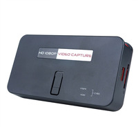 Ezcap284 1080P HD Video Game Capture HDMI/AV/Ypbpr Rec W/ Voiceover support U Disk/ SD /MIC For Xbox360/One PS3/4