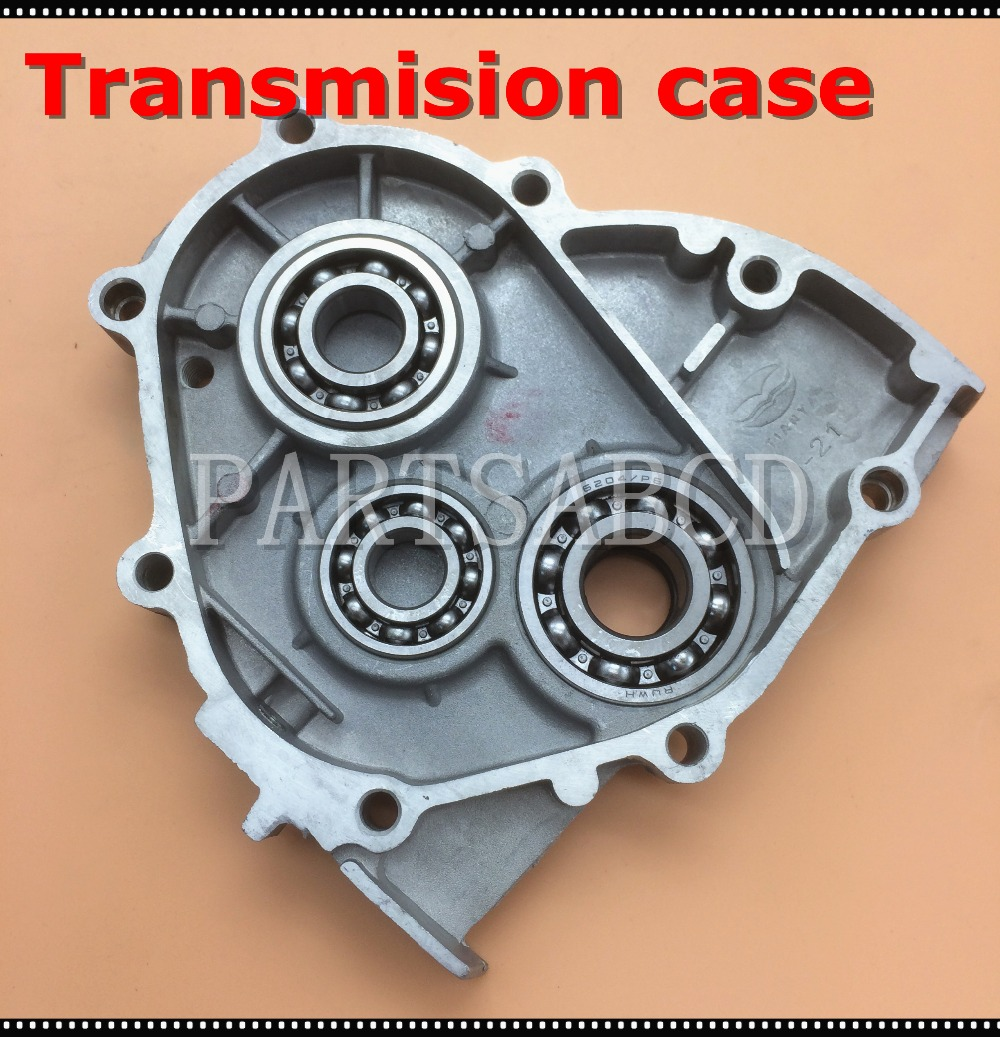 Strong-Willed Gy6 125cc 150cc Transmision Case With Bearing Atv Scooter Go Kart Parts Top Watermelons Atv Parts & Accessories Atv,rv,boat & Other Vehicle