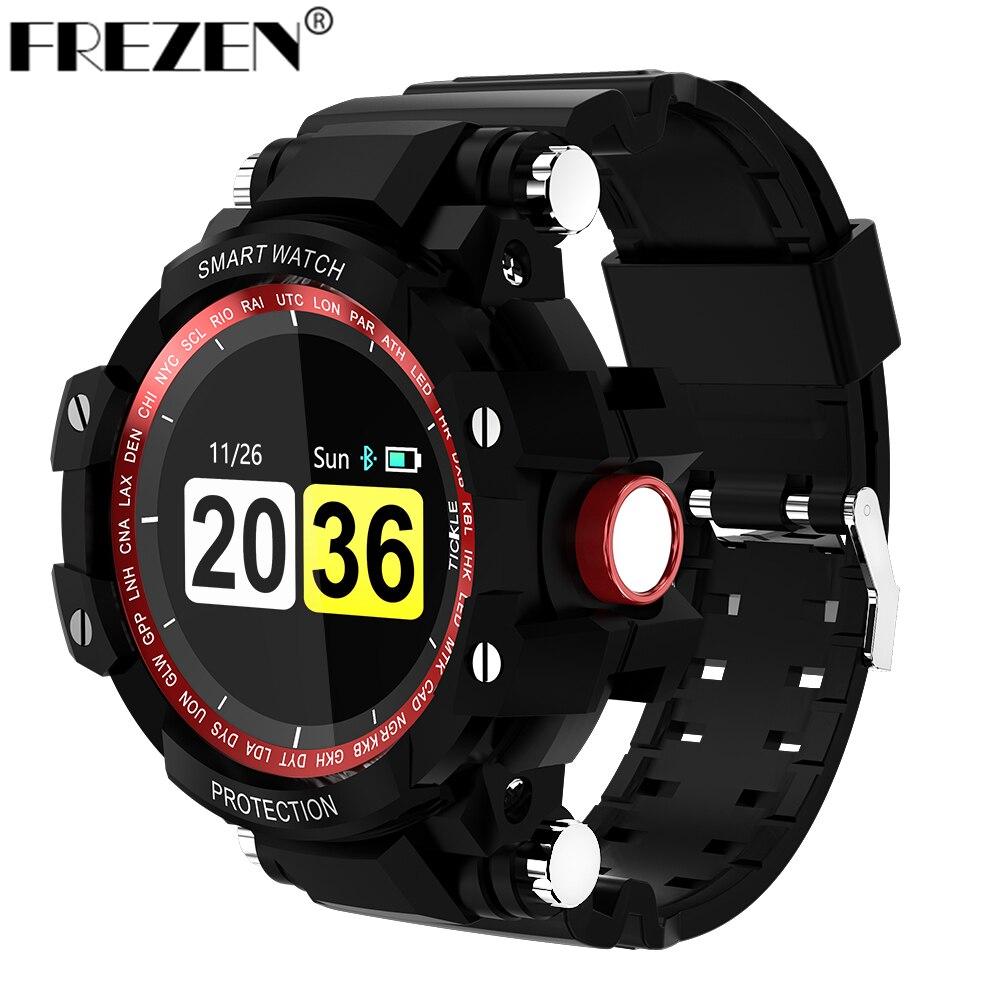 FREZEN GW68 Smart Watch Heart Rate Blood Pressure Outdoor Men Sport Smartwatch Waterproof IP67 200 Days Standby Smart Watch