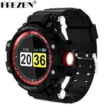 Ограниченное предложение FREZEN GW68 Смарт Часы Heart Rate крови Давление открытый Для мужчин спортивные Smartwatch Водонепроницаемый IP67 200 дней в режиме ожидания Смарт-часы