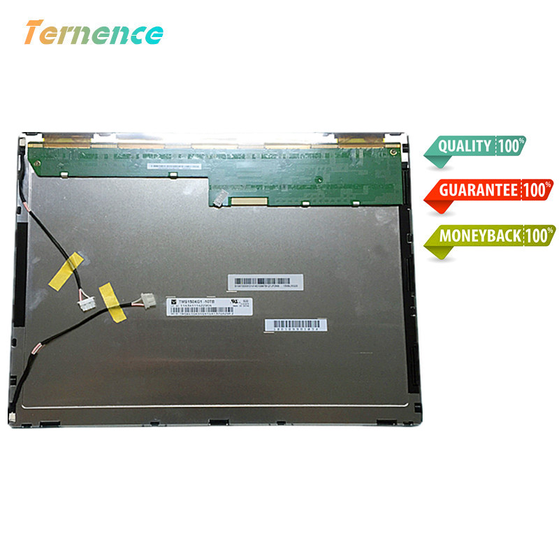 skylarpu Original 15inch LCD screen for TIANMA TMS150XG1-10TB/NL10276BC30-32D/-33D/-34D/15 LCD display digitizer Screen new original 15 inches nl10276bc30 17 nl10276bc30 18 nl10276bc30 18c lcd screen warranty for 1 year
