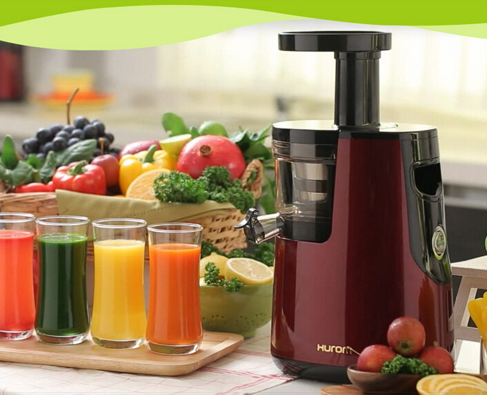 Hurom Slow Juicer Hu 600wn : hurom slow Juicer hu-600wn Fruits vegetable Low Speed Juice extractor 100% Original hurom Made ...