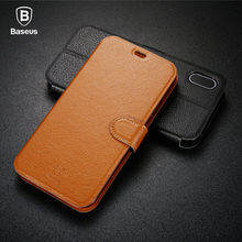 Baseus Simple Leather Case for iPhone X