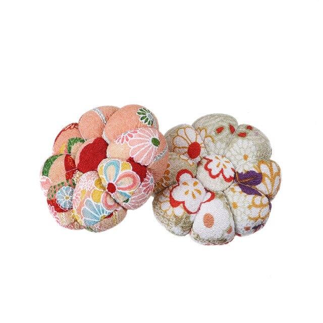 Herramientas de costura de tela patrones de calabaza cojín Kit de ...