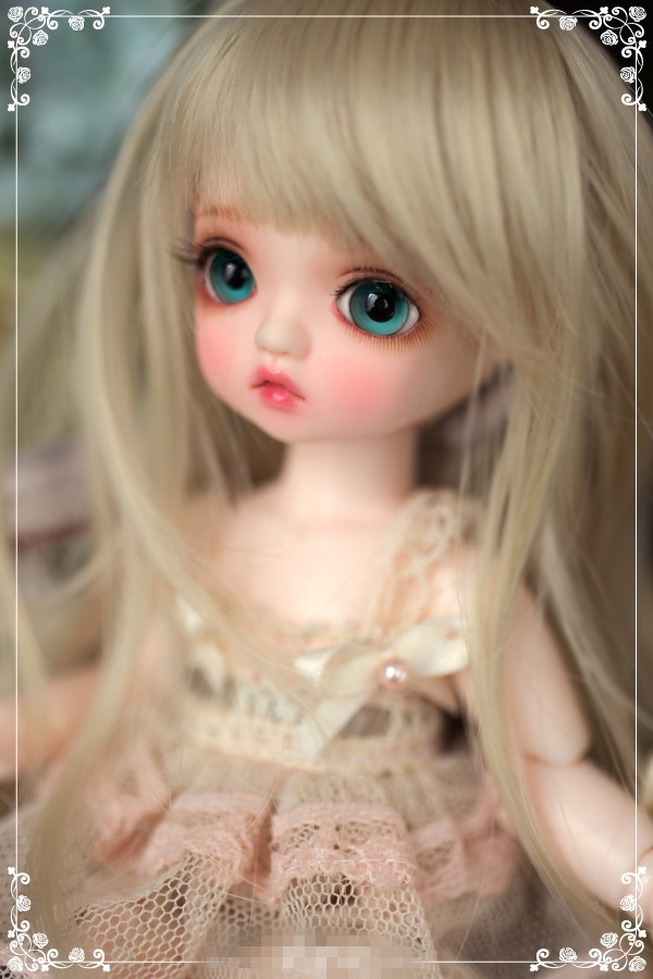 BJD SD doll baby girl basic Mignon 6 minutes sd bjd giant baby bjd sd infant fat giant baby doll bambi bambi square baby girl birthday gift