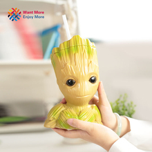 Funko POP Movies Guardians of the Galaxy 2 Toddler Groot baby film surrounding multifunctional Straw Bottle as a gift to friends