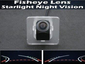 1080P Reverse Camera  Fisheye Lens Trajectory Tracks Car Parking Rear view Camera for Kia K5 / Optima 2012 2013 2014 Car Camera fisheye lens micro ccd camera mini car camera