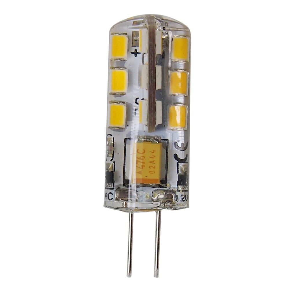 G4 2.5W 2835 Cabinet Spot Light Lamp 24 LEDs Bulb DC12V Long Lifespan Warm/Cool