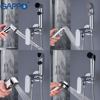 GAPPO Bidets handheld shower bidet toilet sprayer bidet faucet muslim shower toilet wall mount bidet tap