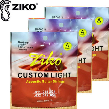 ZIKO 011-050 DAG-011 Acoustic Guitar strings guitar parts musical instruments guitar Accessories acoustic classical guitar repair clip maintenance tools guitar parts accessories