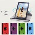Para LG G Pad V700 Caso Protector Para LG G de 10.1 V700 360 Grados Que Giran la Caja de Cuero Cubierta