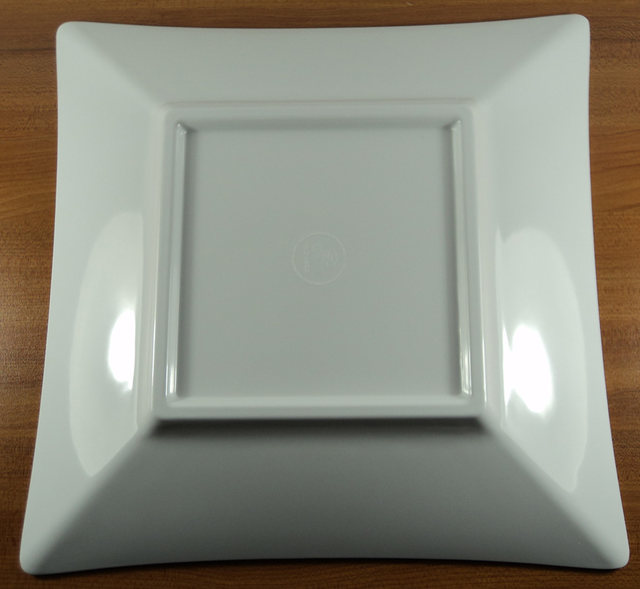 Melamine Dinnerware Dinner Plate Square Plate Western Restaurant Dishes A5 Melamine Tableware French Noodle Plate Private Home & Online Shop Melamine Dinnerware Dinner Plate Square Plate Western ...