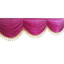 1M Solid Color Reception Window Background