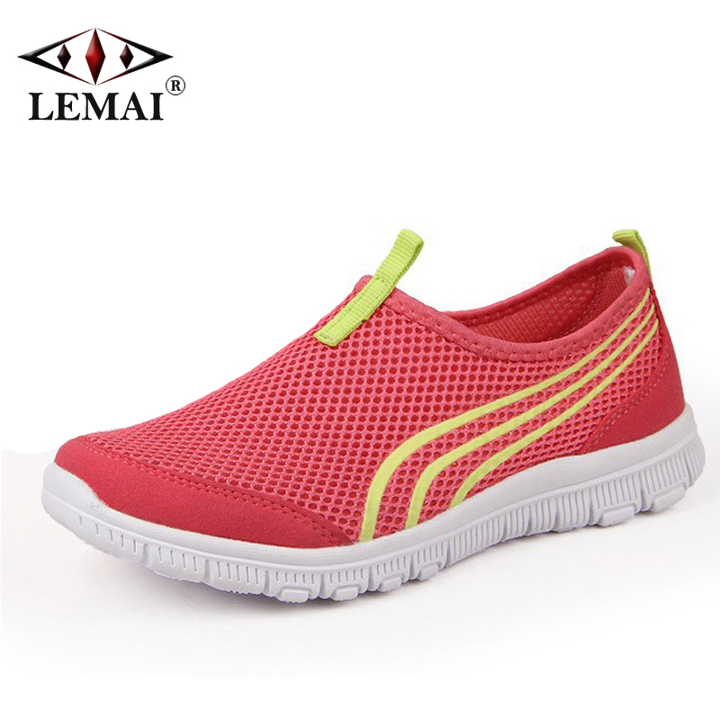 Aliexpress.com : Buy 2016 New Women Light Sneakers Summer ...