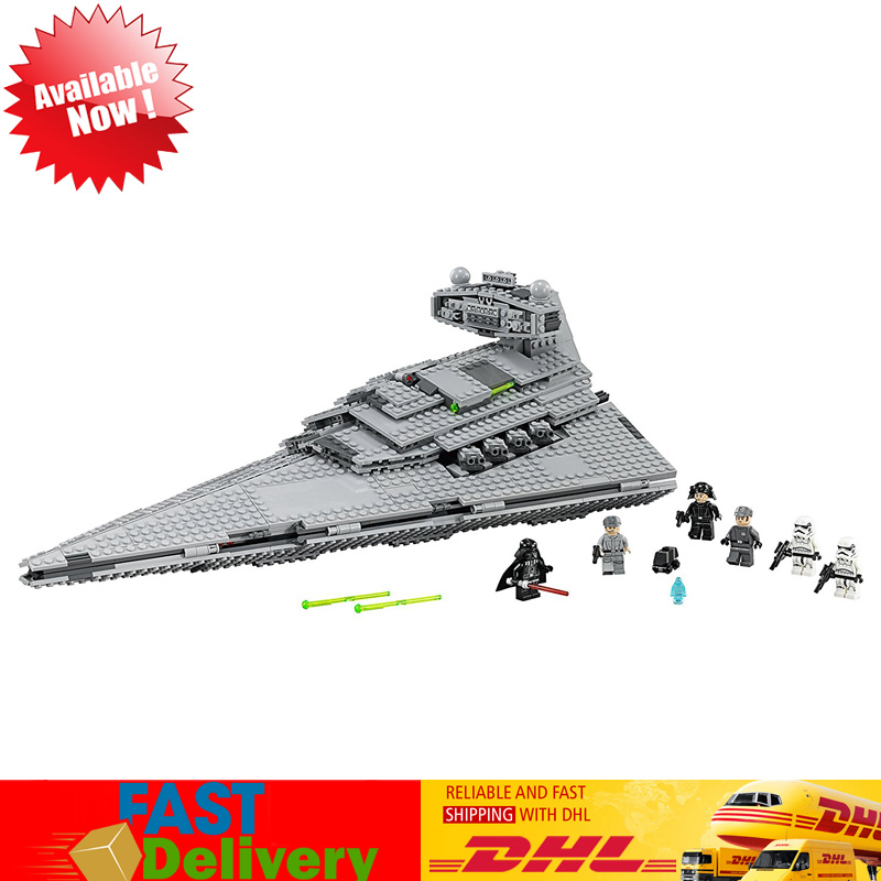 2018 Lepin 05062 1359pcs Star War Super The Imperial Star Destroyer Set Building Blocks Bricks Toys Compatible Legoinglys 75055 lepin 05048 543pcs star war seiers the tie striker building blocks bricks figures toys compatible with 75154