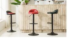 Bar chair. Lift back bar stool. Bar high chair. High stool. Mobile phone shop stool.00.3 bar chair coffee house stool free shipping