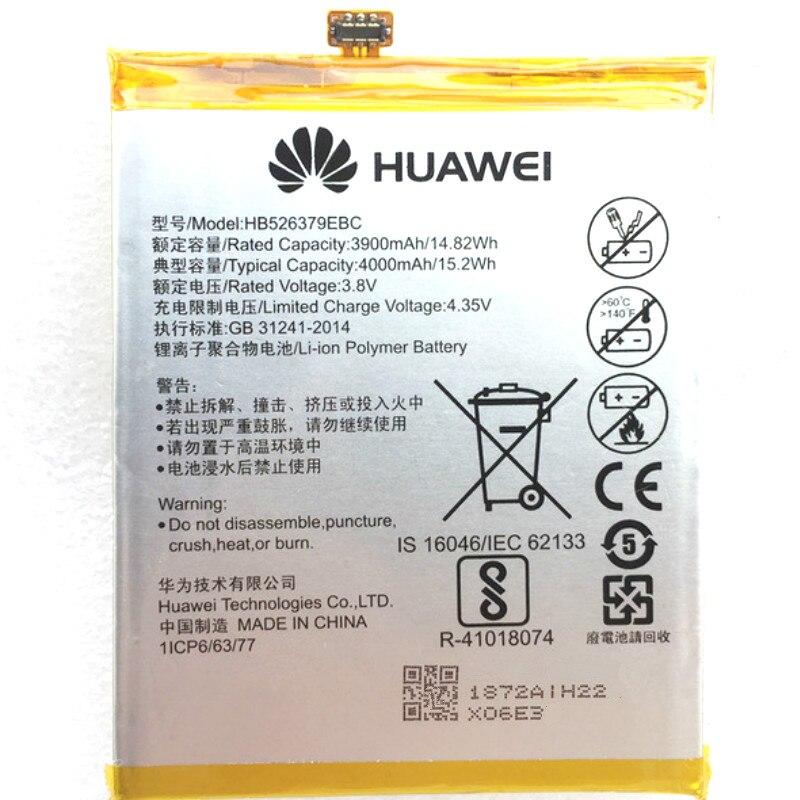 Battery For Honor Huawei 4000mah 4C Cl10/enjoy Pro/y6 5-Tit-Cl10/hb526379ebc