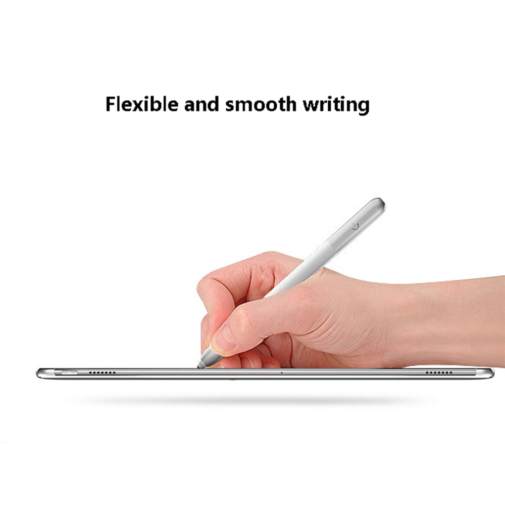 Stylus Laser Pen for Huawei MateBook & MateBook E Hand Writing Touch Control AF61 Pen Silver Stylus for Huawei MateBook E Tablet