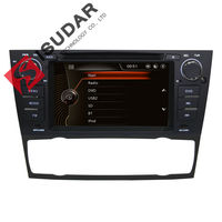 New 7 Inch Car DVD Player For BMW E90 E91 E92 E93 318 320 325 Canbus