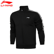 Li-Ning Men's AT DRY Training Sweaters 100% Polyester Breathable Comfortable LiNing Sports Tops Coats AWDL149 MWK138