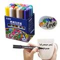STA  24 цвета  акриловая краска  маркер  ручка  маркер  эскиз канцелярских товаров  Крафт  граффити  стекло  керамика  художественная краска  рис...